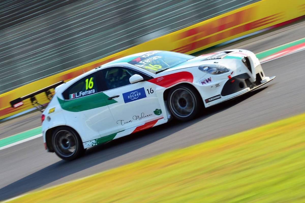 Romeo Ferraris GiuliettaTCRが鈴鹿で勝利!