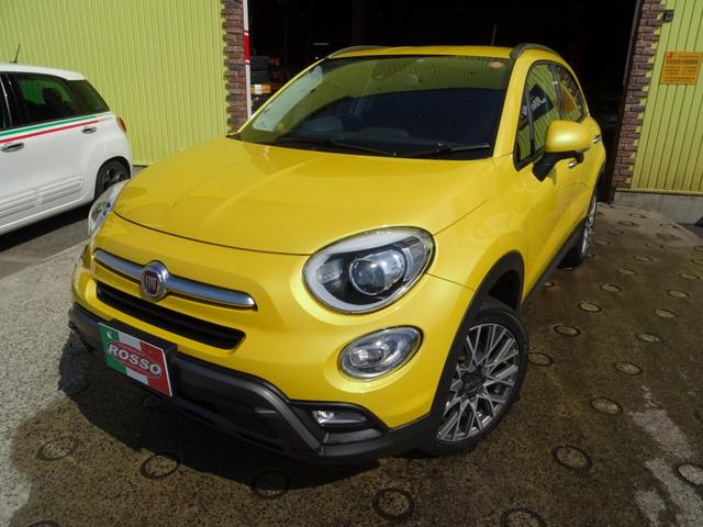 【入庫】FIAT 500X Yellow Cross 限定140台!!