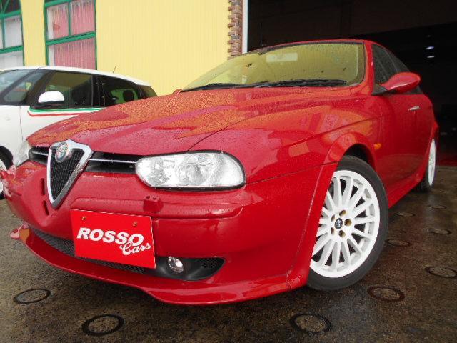 Alfa Romeo 156 ROSSO CORSE