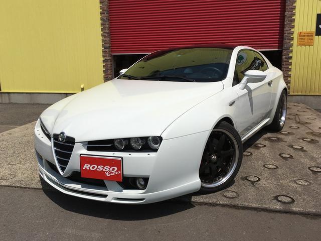 MT車! Alfa Romeo ブレラ 1750TBI