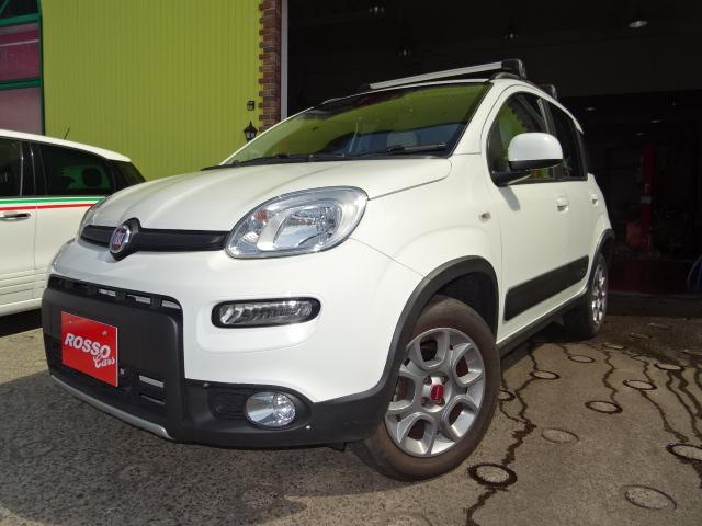【全国17台の限定】Fiat Panda 4×4 Adventure Edition